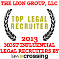 2013 Most Influential Legal Recruiters