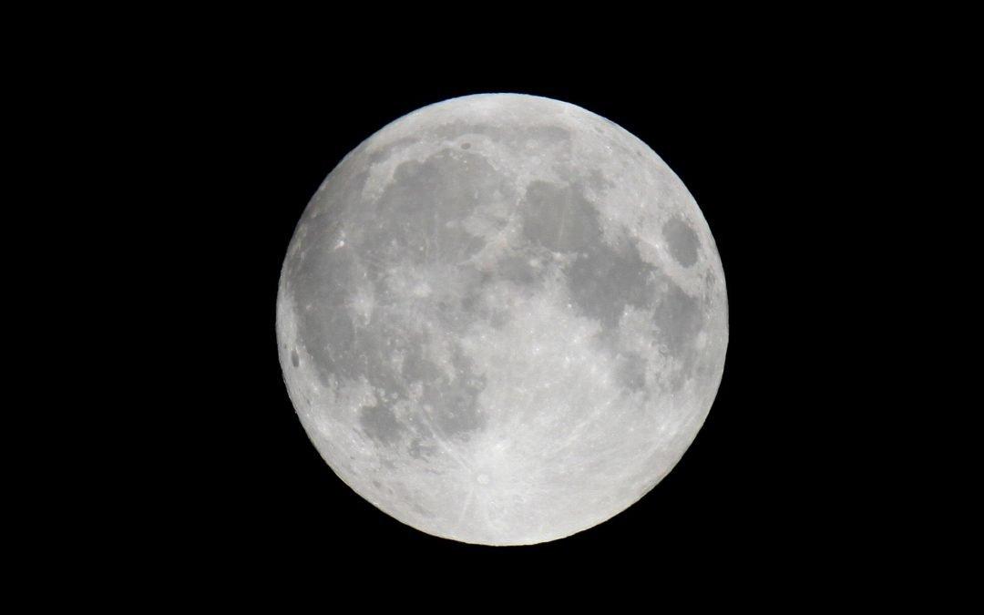Full Bright Moon