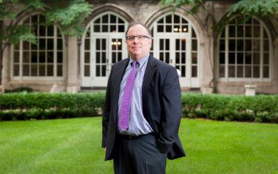Ep: 12 Daniel Rodriguez Dean of Northwestern University Pritzker School of Law
