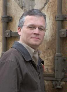Author Steve Harper