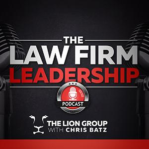 Law Firm Leadership Podcast Logo